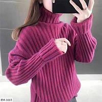 Женский свитер из ангоры, фото 1