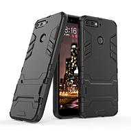 Чехол накладка Protective для Huawei Y6 Prime 2018 черный