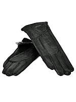 Перчатка Женская кожа F24-17/1 мод 8 black флис. Купить перчатки оптом в Украине по выгодным ценам