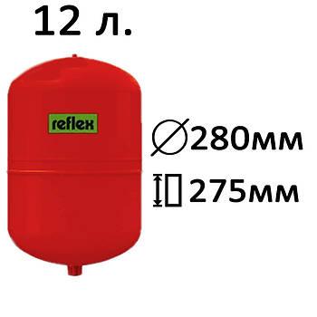 Расширительный бак вертикальный N,NG Reflex 12