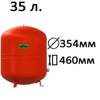 Расширительный бак вертикальный N,NG Reflex 35