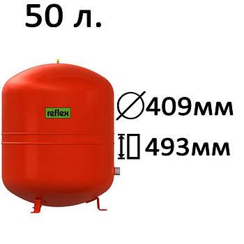 Расширительный бак вертикальный N,NG Reflex 50