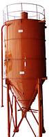 Склады (силосы) цемента, песка и др. сыпучих материалов