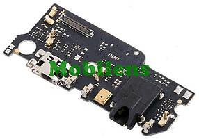 Meizu M6S, M712H Шлейф з роз'ємом зарядки і мікрофоном