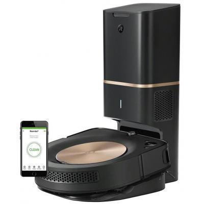 Робот пилосос iRobot Roomba S9 Plus