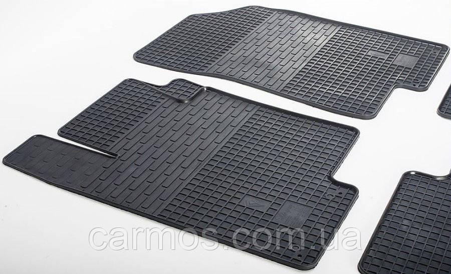 Ковры салона Kia Magentis 06-/Kia Optima 12-/Hyundai Sonata NF 05-/Sonata YF 11- (передние-2шт)