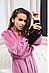 Женский велюровый халат Effetto 03111, фото 2