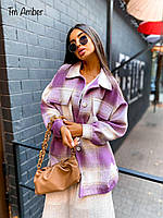 Пальто в рубашечном  стиле, фото 1