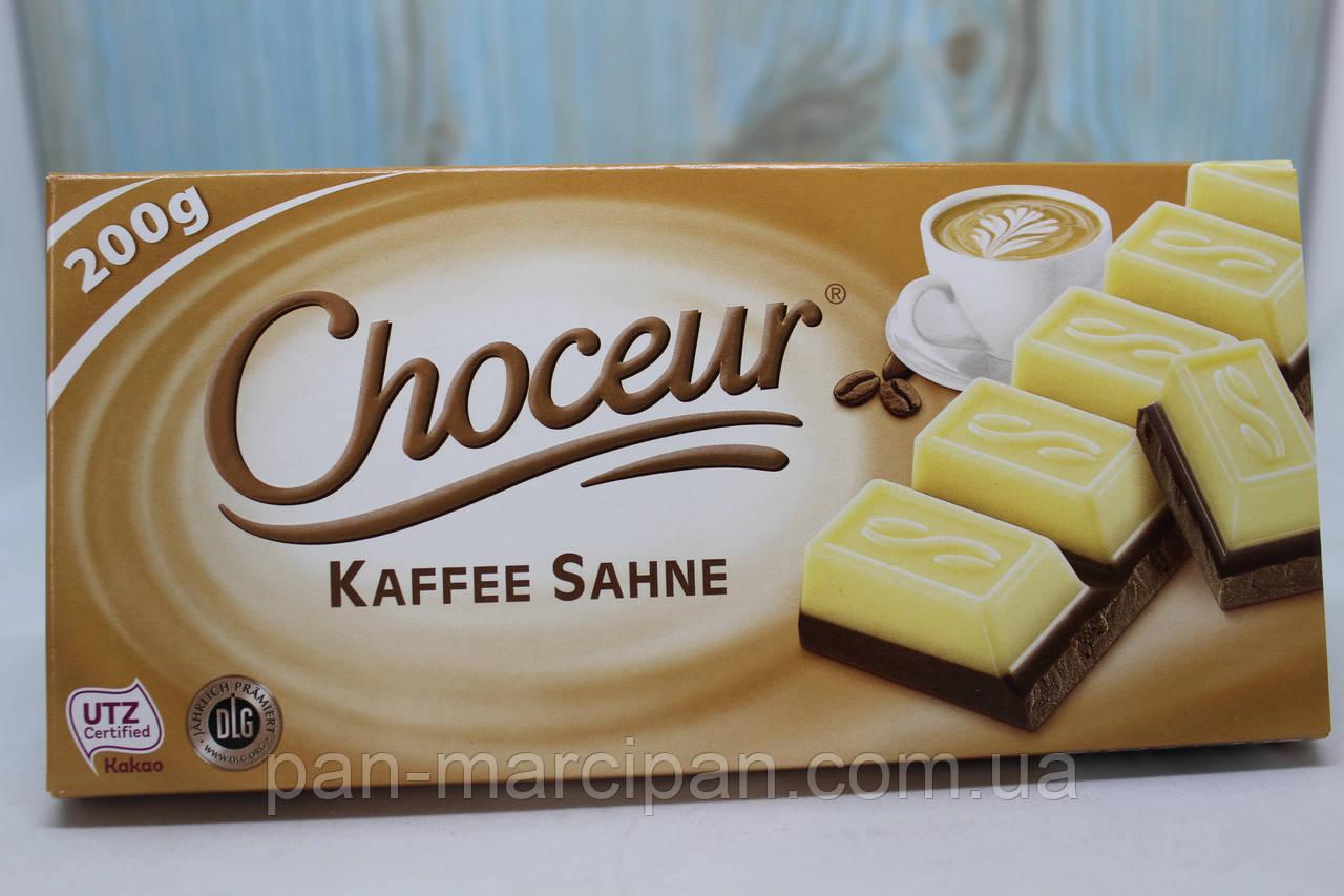 Шоколад Choceur Kaffee Sahne 200 г