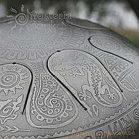 Глюкофон Майя Maya / Декор Антик Antique / Твій Найкращий Подарунок! 29 см 8 нот НЕ ПРОГАВ ЗНИЖКУ