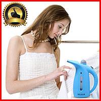Ручной отпариватель для одежды Келли утюг паровой Вертикальный отпариватель Отпариватели для одежды Голубой