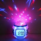 Ночник | Ночник с часами YUHAI UI-1038, фото 6