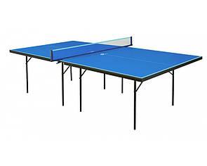 Акция! Теннисный стол для пинг понга для  помещений  GSI-sport Хобби  Премиум Hobby Premium  Gk-1.18