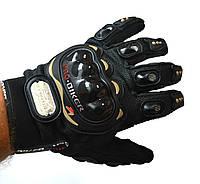 Мотоперчатки pro-biker текстильные