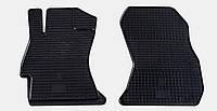 Ковры салона Subaru Impreza 12-/Forester 12-/Legacy 06-/12-/Outback 06-/12-/XV 12- (передние-2шт), фото 1