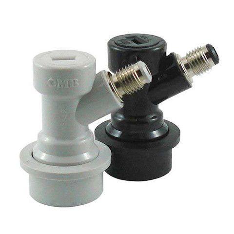 Комплект коннекторов Ball Lock Болл Лок для кег Cornelius Корнелиус