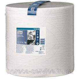 Tork Premium протирочная бумага 430 двухслойная 340 м., 1000 листов, белая W1