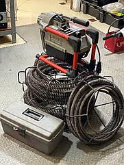 Б/У Машинка для прочистки труб RIDGID K-60