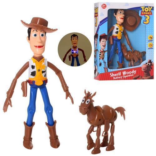 Набор фигурок Toy Story 3 EJ898
