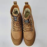 Ботинки женские зимние коричневые, фото 8