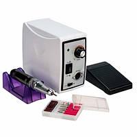 Профессиональный фрезер для маникюра и педикюра ZS-701, 65 Ватт, 50000 об., белый