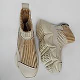 Ботинки женские демисезонн беж Tomfrie 27114, фото 3