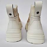 Ботинки женские демисезонн беж Tomfrie 27114, фото 8