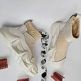 Ботинки женские демисезонн беж Tomfrie 27114, фото 7
