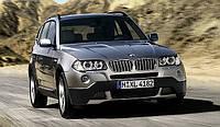 Лобовое стекло на BMW X3 E83