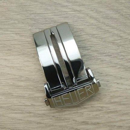 Застежка Таг Хауер ( Хоер)  Silver 22, фото 2