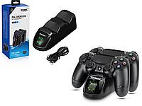 Зарядное устройство док-станция DOBE для DualShock 4 / PS4 / PS4 Slim / PS4 Pro