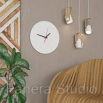 Часы круглый толщина 1 см, фото 2