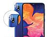 Защитное стекло на камеру для Samsung Galaxy A10