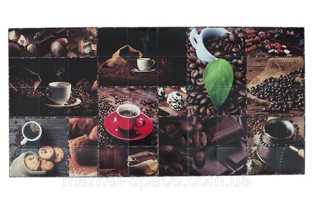 Декоративные панели из ПВХ «Кофе»