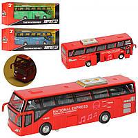 """Автобус інерційний, """"Автосвіт"""" 20,5 см, AS-2492"""