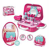 Трюмо детское в сумочке с аксессуарами набор косметики детской набор для макияжа