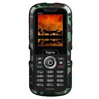 Мобильный Sigma mobile X-treame IP67 Dual Sim khaki, фото 1