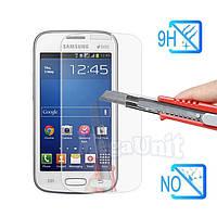 Защитное стекло для экрана Samsung Galaxy Star Plus/Pro S7262/S7260 твердость 9H, 2.5D (tempered glass)