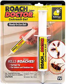 ROACH DOCTOR. Гель від тарганів. Оригінал 100%. Роач Доктор. BulbHead Original USA.