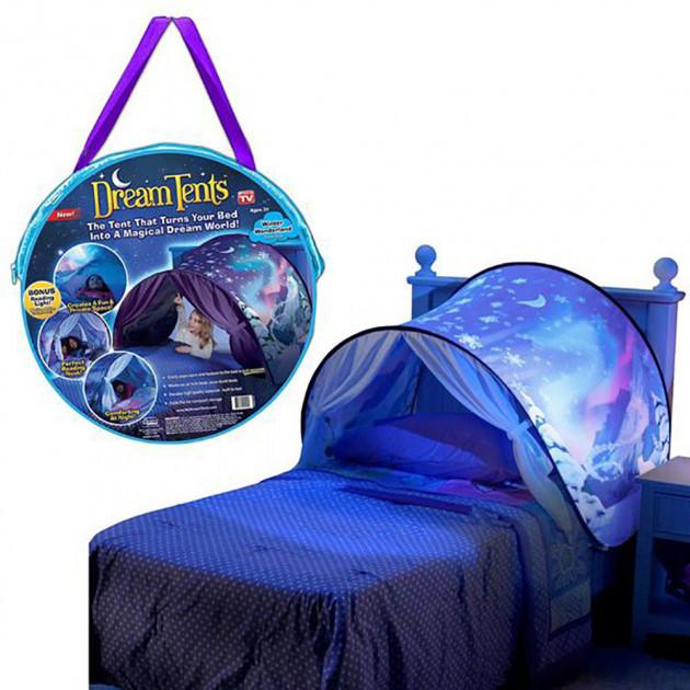 Детский тент палатка для сна Dream Tents Фиолетовая