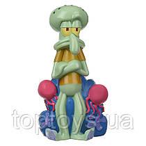 Ігрова фігурка сквіш SpongeBob Squeazies Squidward (EU690304)