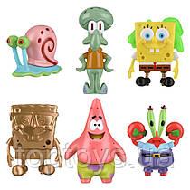 Ігрова фігурка сюрприз SpongeBob Slime Cube (EU690200)