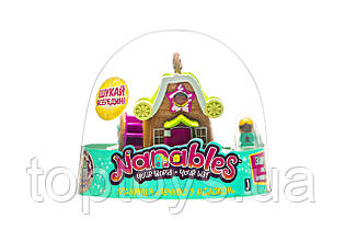 Ігрова фігурка Jazwares Nanables Small House Містечко солодощів Крамниця Печиво з молоком (NNB0012)