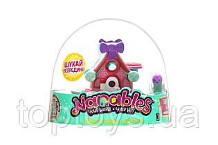 Ігрова фігурка Nanables Jazwares Small House Студія танцю Луї Поп (NNB0016)