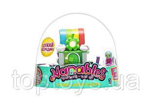 Ігрова фігурка Nanables Jazwares Small House Райдужний шлях Казино Створити веселку (NNB0046)