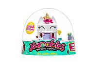 Ігрова фігурка Nanables Jazwares Small House Райдужний шлях Спа День сяйва (NNB0049)