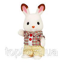 Іграшкова фігурка Sylvanian Families Шоколадний кролик Хлопчик (5249)