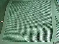 Килим 1-500х500 діелектричний(зеленого кольору)