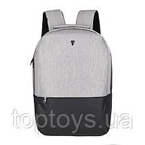 Рюкзак 2E DayPack 16 сірий (2E-BPN6326GR)