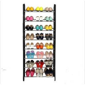 Органайзер для обуви 10 Tier Shoe Rack, фото 2
